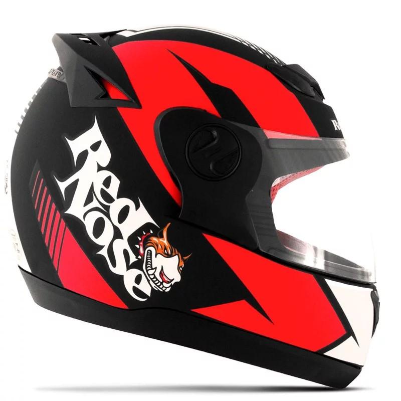 Capacete Pro Tork Liberty Evolution 788 G6 Red Nose Fosco