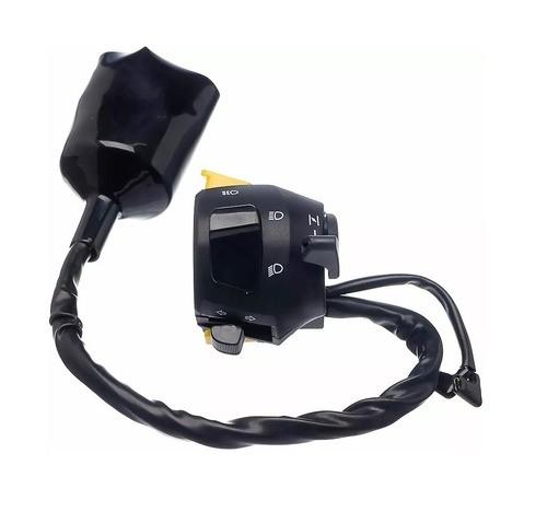 Chave / Interruptor Luz Dafra Riva 150 Lado Esquerdo Condor