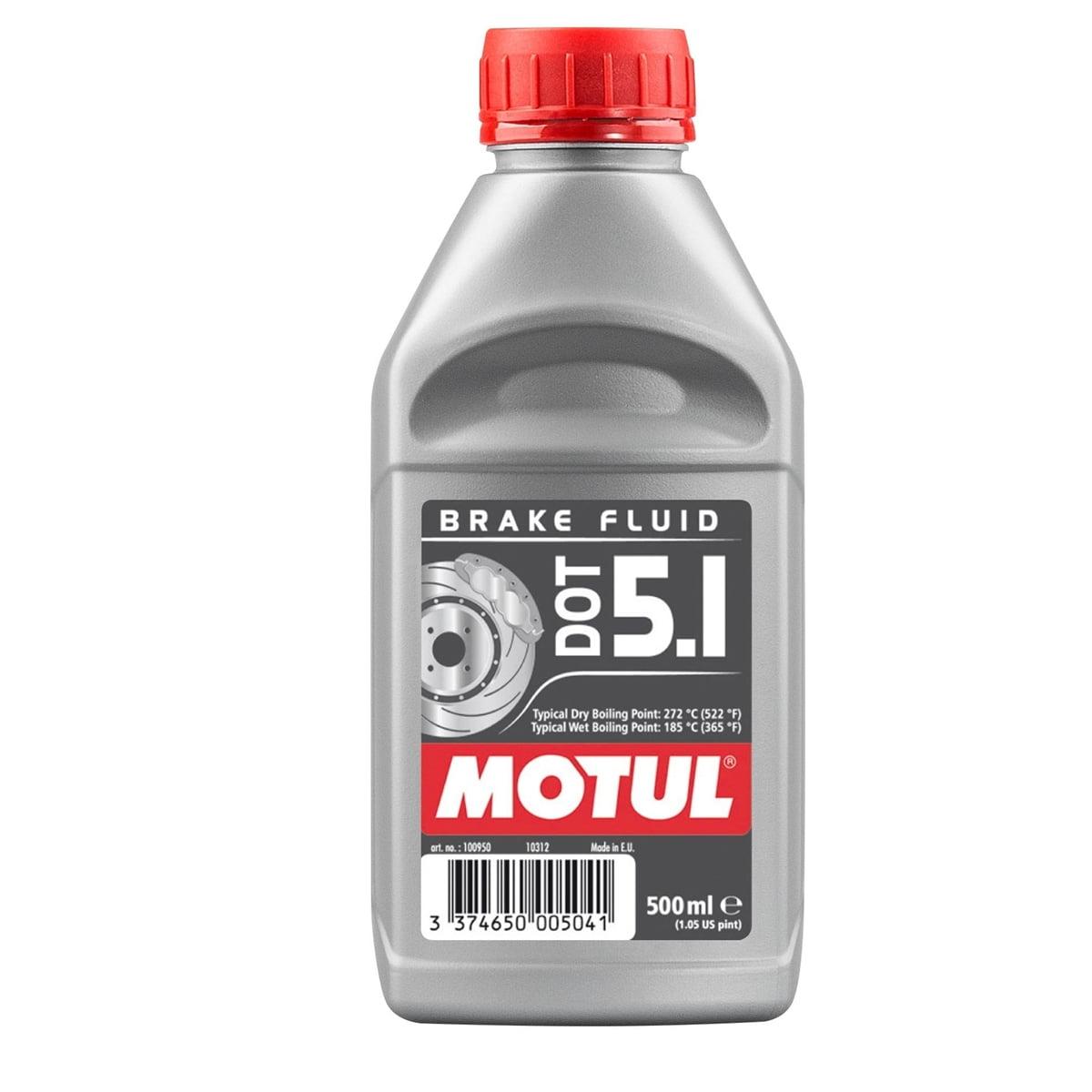 Fluido De Freio Motul Dot 5.1 Sintético Brake Fluid 500ml