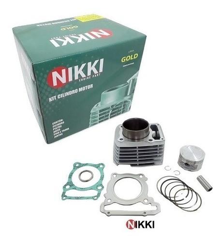 Kit Cilindro Biz 100 / Dream 100 / Web 100 Nikki Gold