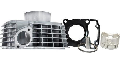 Kit Cilindro Moto Honda Fan 125 2009 a 2013 / Fan 125i 2016 Drook Unifort