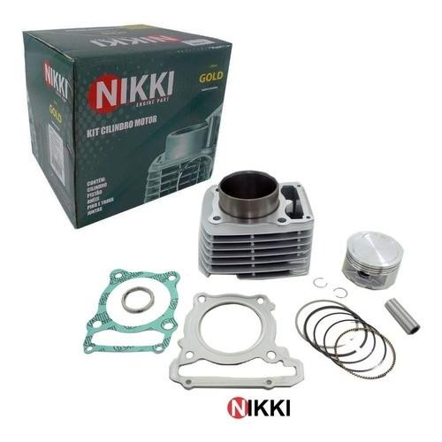 Kit Cilindro Titan 125 2002 a 2004 Nikki Gold