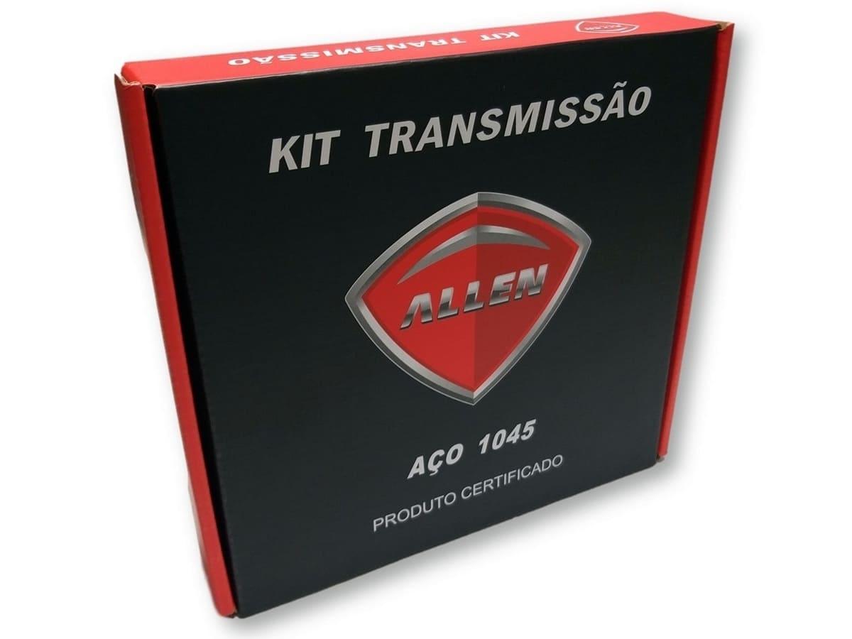 Kit Relação Bros 150 2009 a 2014 Allen 428x128x49x17