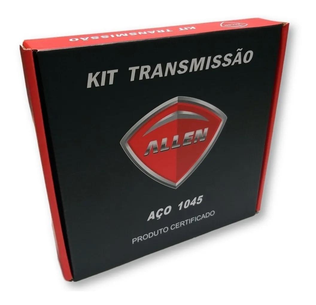 Kit Relação Bros 160 / XRE 190 Aço 1045 Allen 428x128x48x16