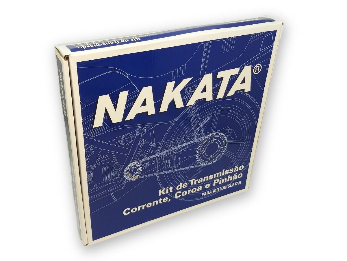 Kit Relação CRF 230 Com Retentor Aço 1045 Nakata 520x110x50x13
