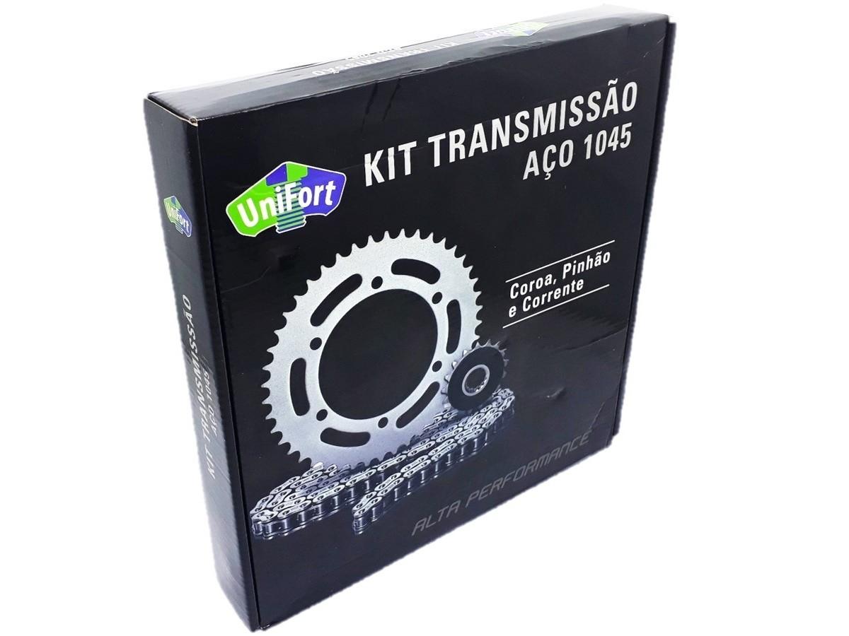 Kit Relação Pop 100 Aço 1045 Unifort 428x106x35x14