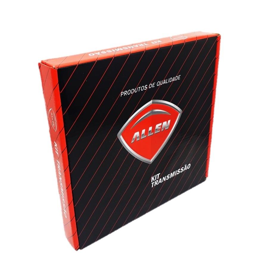 Kit Relação TTR 230 Aço 1045 Allen 520x110x50x13