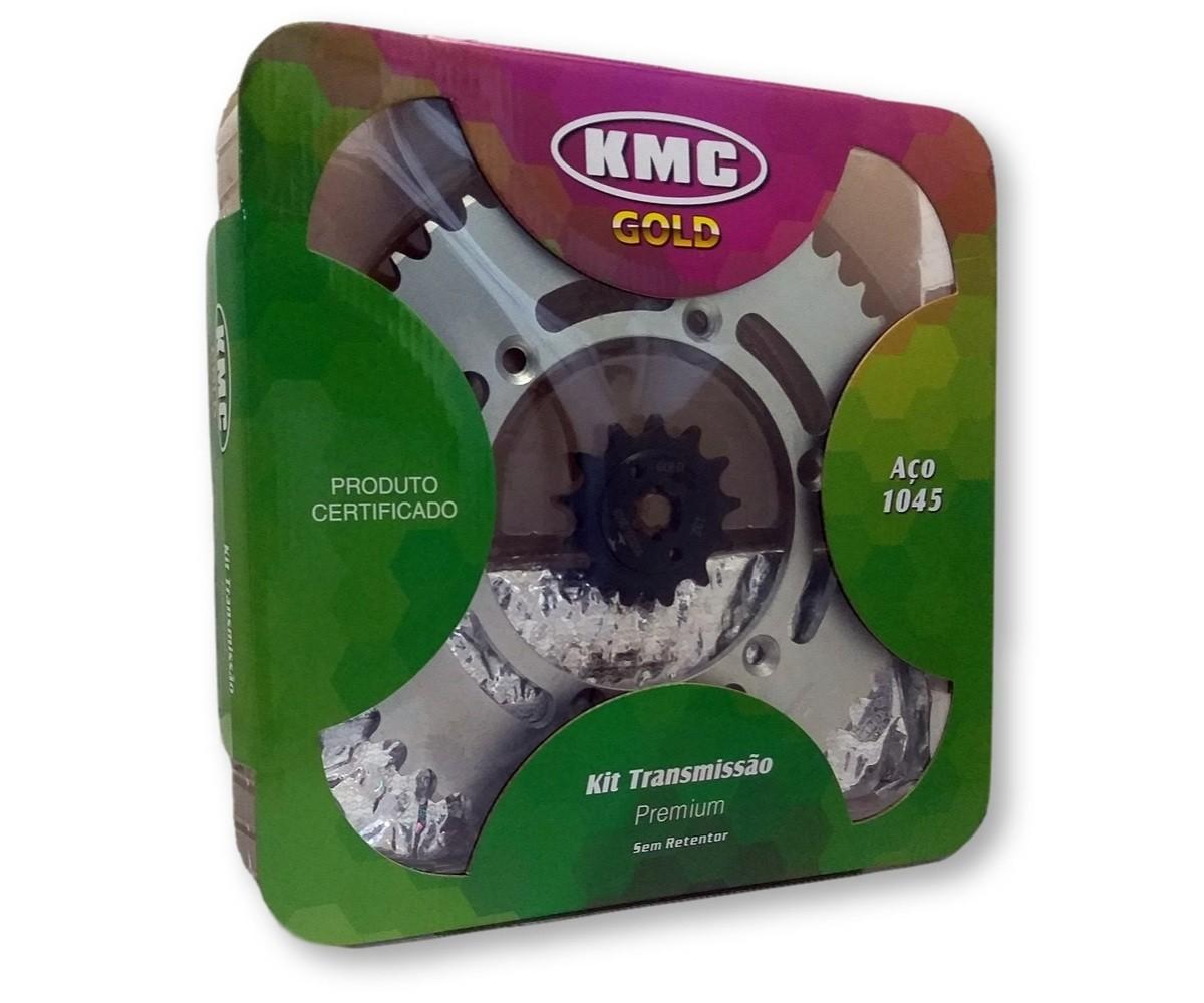 Kit Relação TTR 230 Aço 1045 KMC GOLD 520x110x50x13