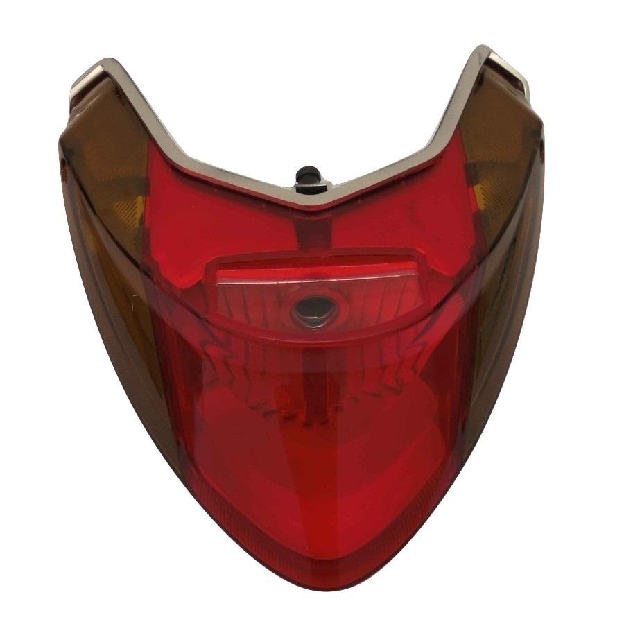 Lanterna Traseira Titan 150 / Fan 150 2009 a 2013 C/ Pisca Allen
