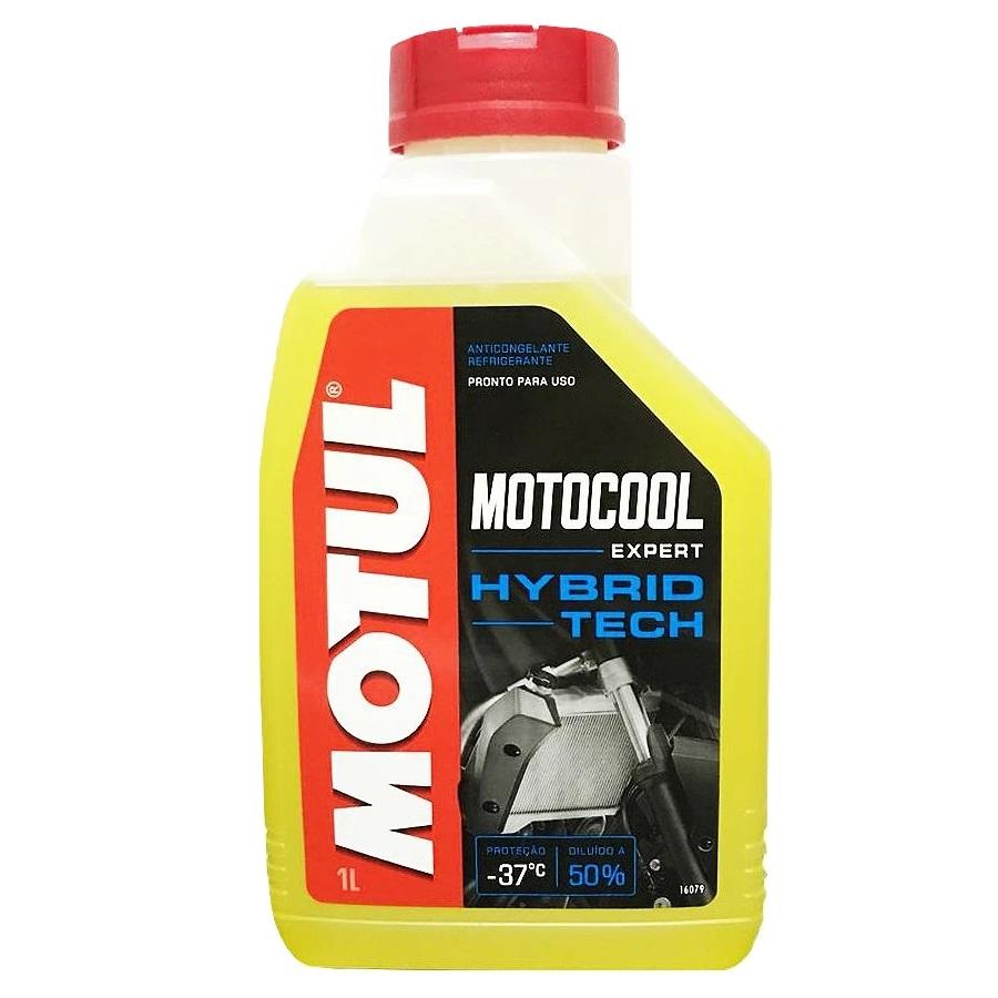 Liquido Arrefecimento Motocool Expert Hybrid Tech Motul 1 Litro