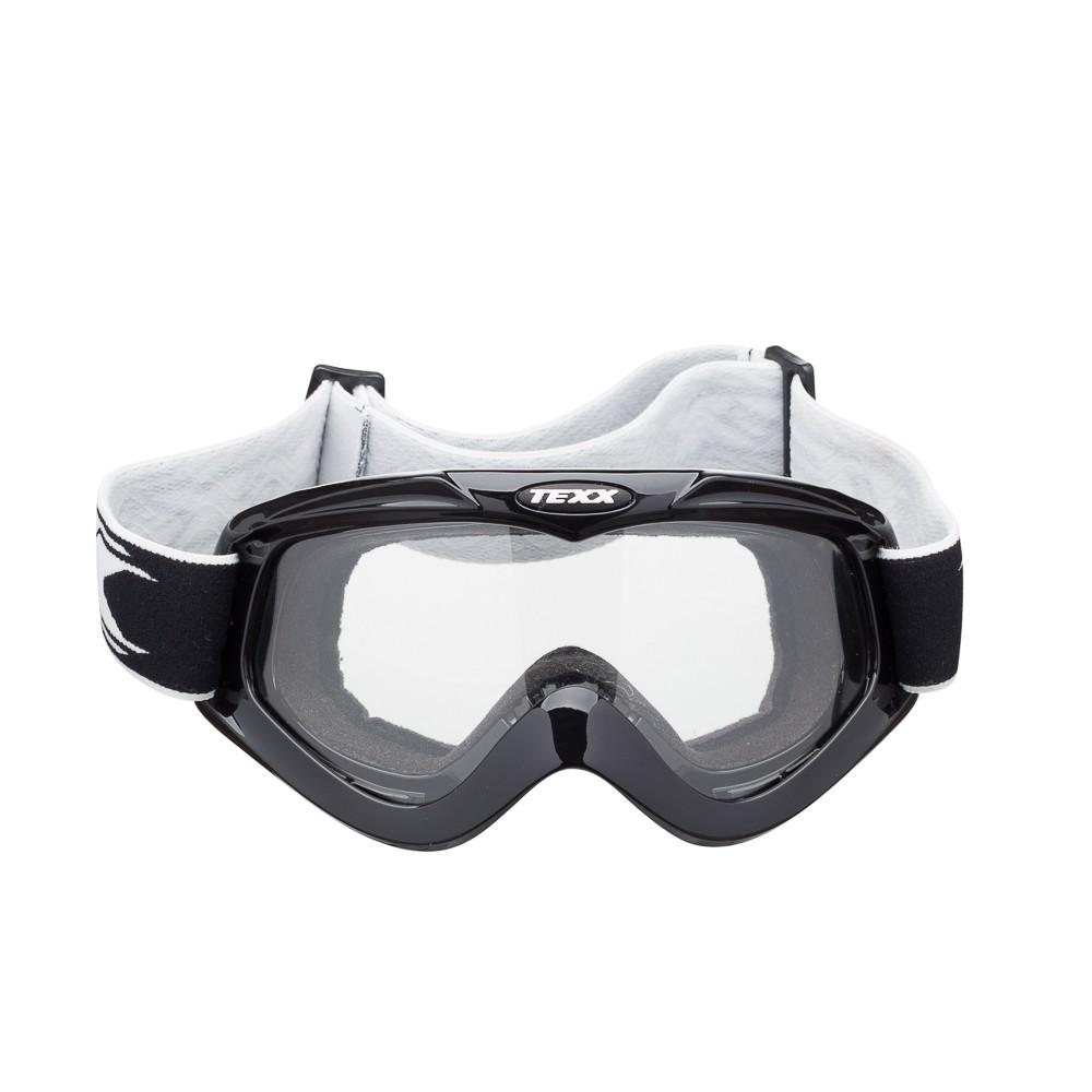 Óculos Cross Texx FX-4 Preto Lente Cristal