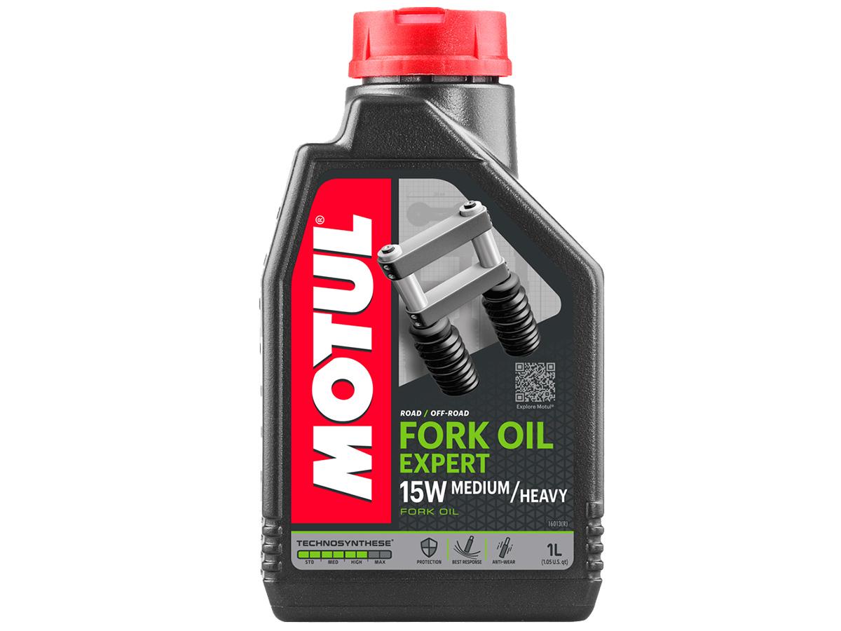 Óleo Suspensão Motul Fork Oil 15W Expert Medium / Heavy 1 Litro