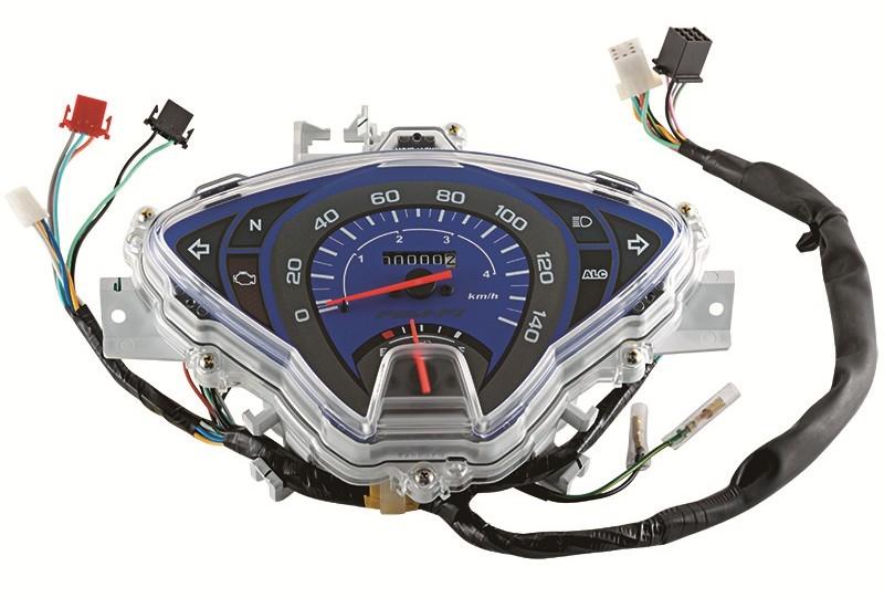 Painel Biz 125 ES Flex 2011 a 2013 Completo  Autotec