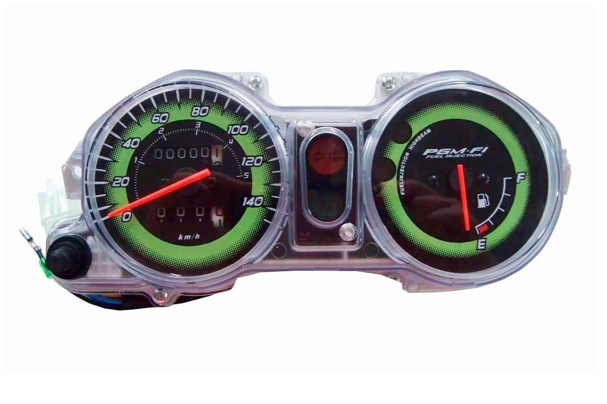 Painel Titan 150 ESD/EX Mix 2009 a 2010 C/ Odômetro Completo Autotec