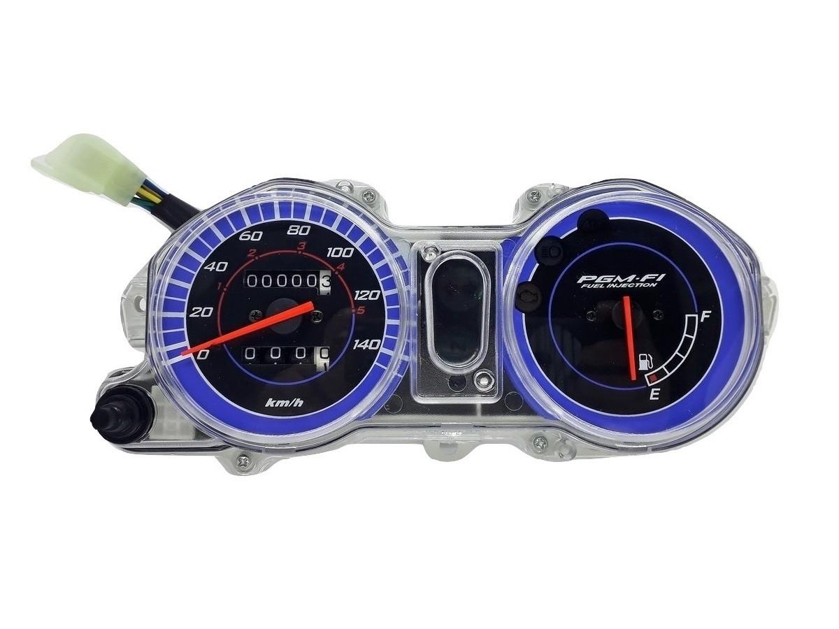 Painel Titan 150 EX 2011 a 2012 Completo Autotec