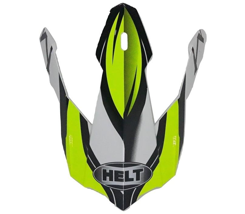 Pala Capacete Helt 631 Cross MX Neon Original