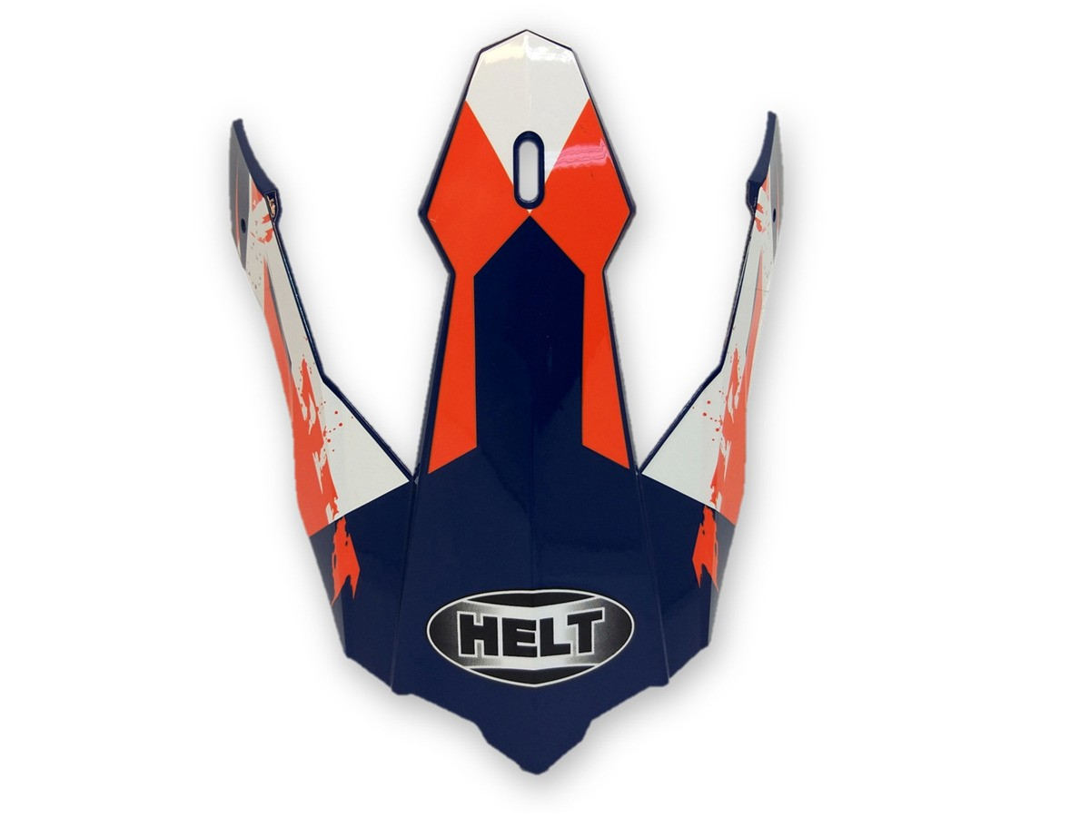 Pala Capacete Helt 631 Cross MX Traction Original