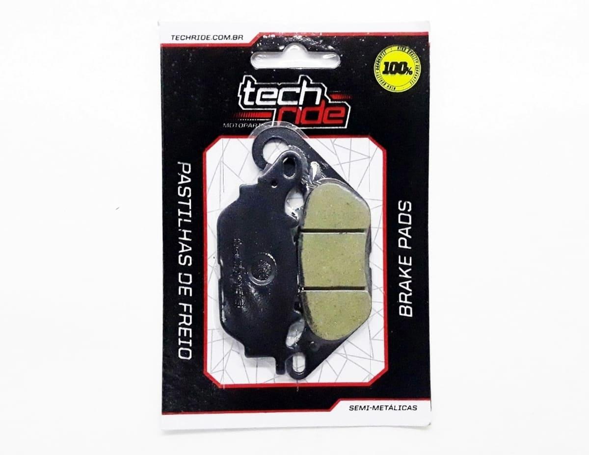 Pastilha De Freio Dianteira Factor 125 Tech Ride