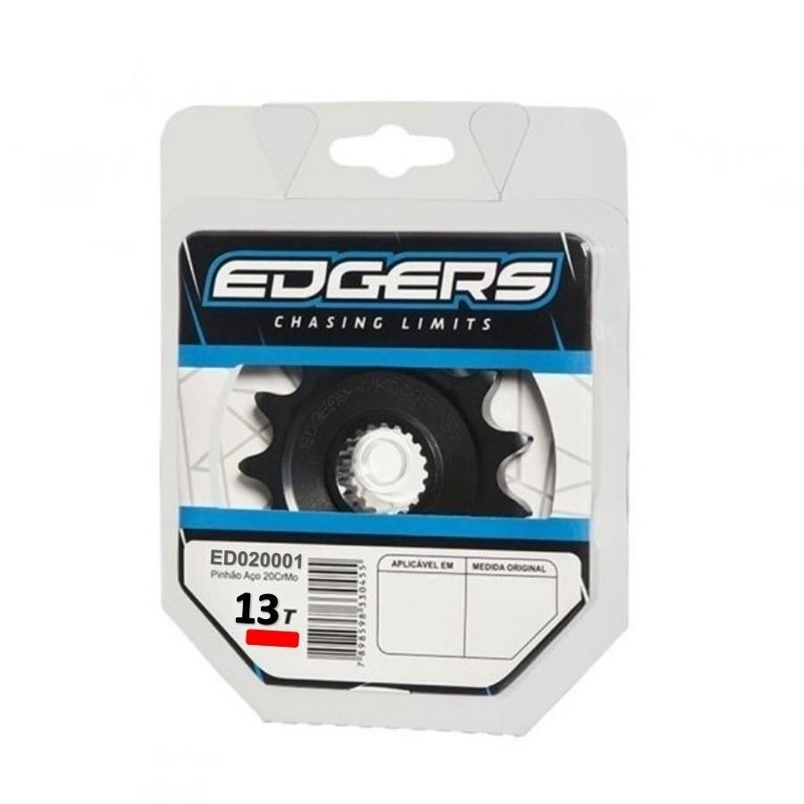 Pinhão 13 Dentes CRF 450R / CRF 450X / CR 250R Edgers