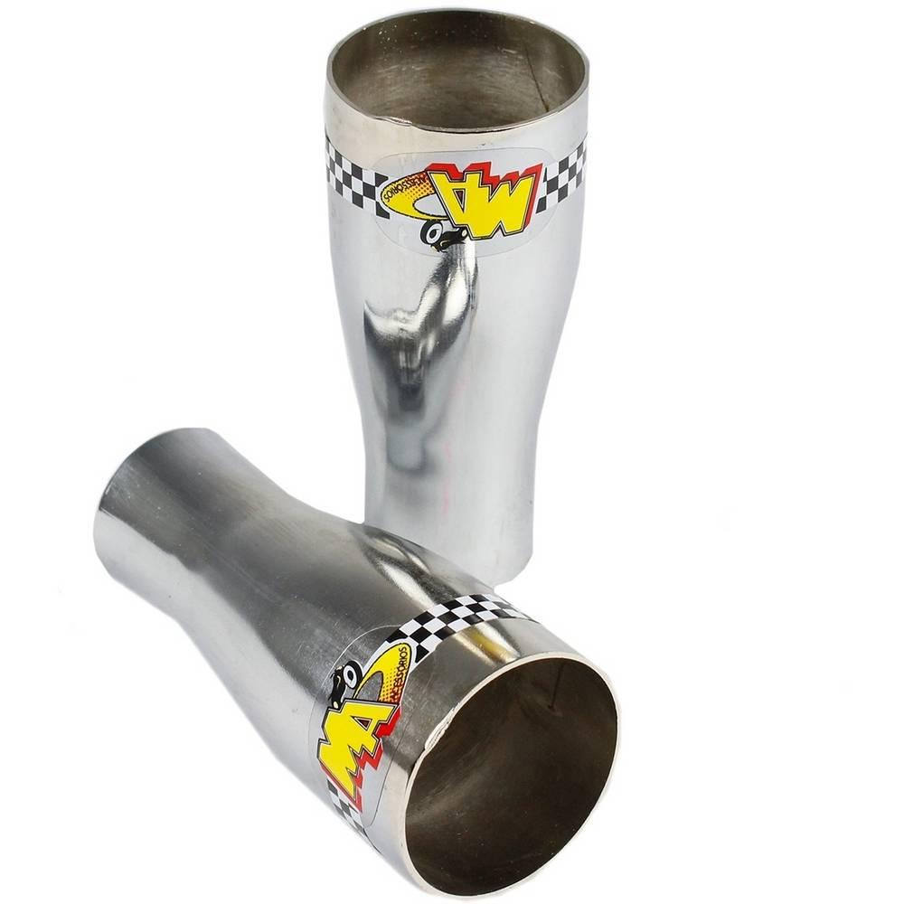 Ponteira Slider Cone Lateral Alumínio Colorido M.A