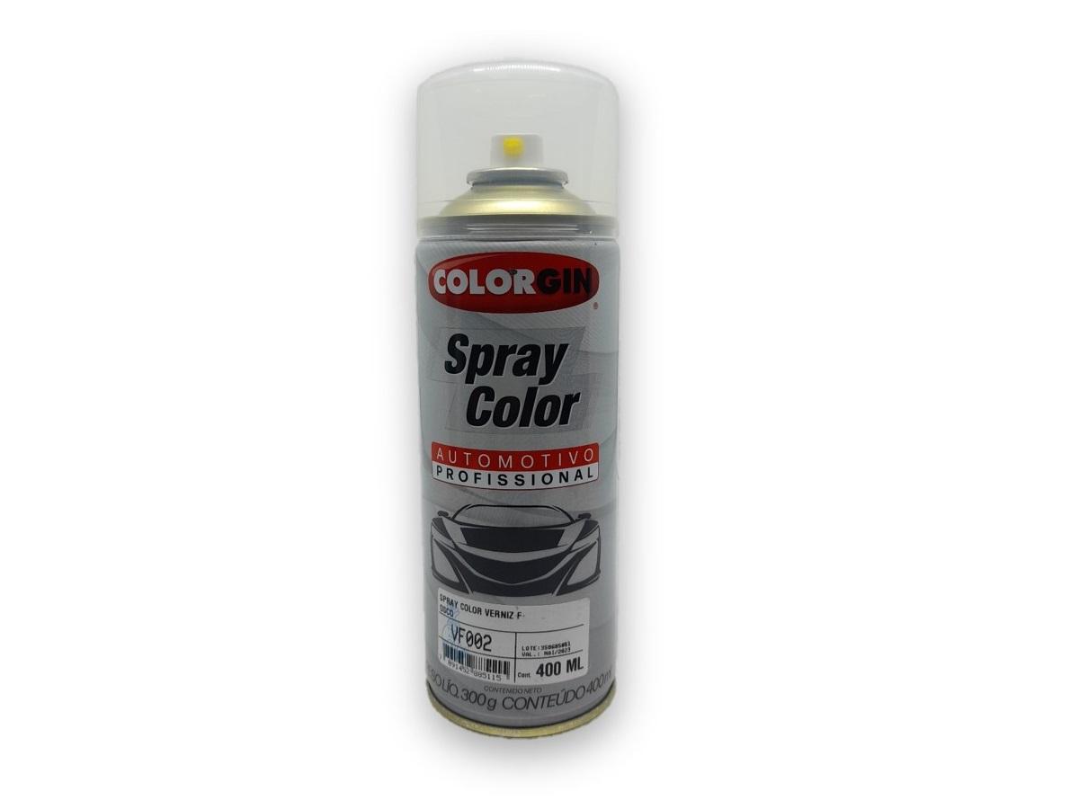 Tinta Spray Automotivo Seladora Para Plástico 400ml Colorgin