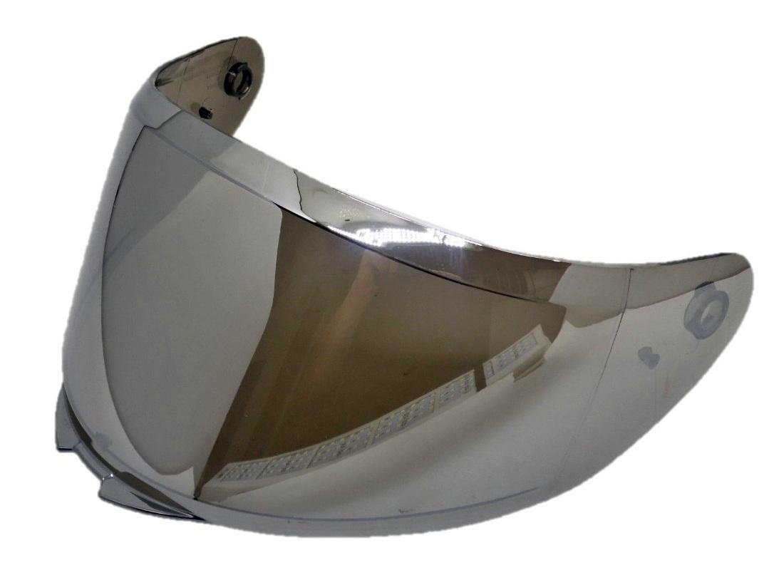 Viseira Espelhada Capacete Helt 978 Polar / Aero Anti Risco 2mm Original
