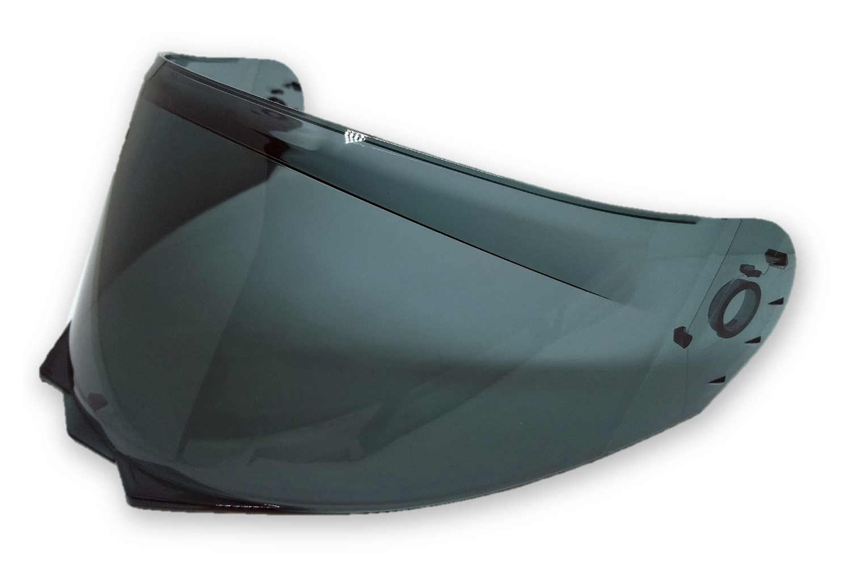 Viseira Fumê Capacete Helt 938 New Hippo Anti Risco 2mm Original