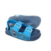 Sandália Patrulha Canina Grendene azul