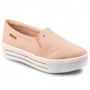 TENIS KOLOSH SLIP ON FEMININO CASUAL C1853 BLUSH