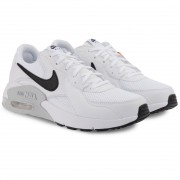 TÊNIS NIKE MASCULINO JOGGING AIR MAX CD4165-100 BRANCO