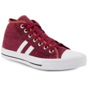 TÊNIS STAR FEET UNISSEX CASUAL BT001 BORDO