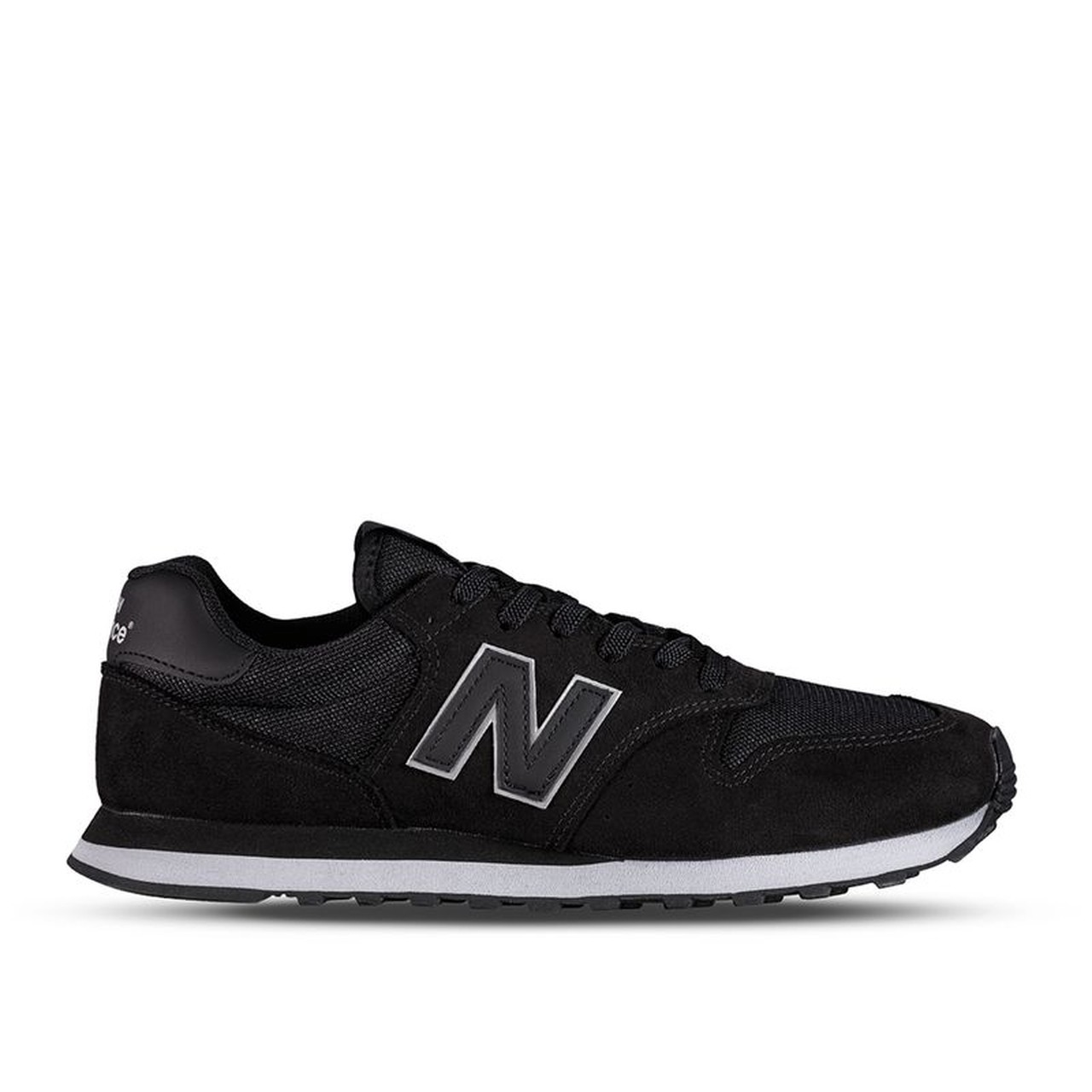 TÊNIS NEW BALANCE MASCULINO JOGGING GM500 BORDO