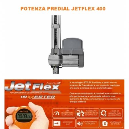BV POTENZA PREDIAL 400 JETFLEX BIVOLT FACILITY HIBRIDA PPA -