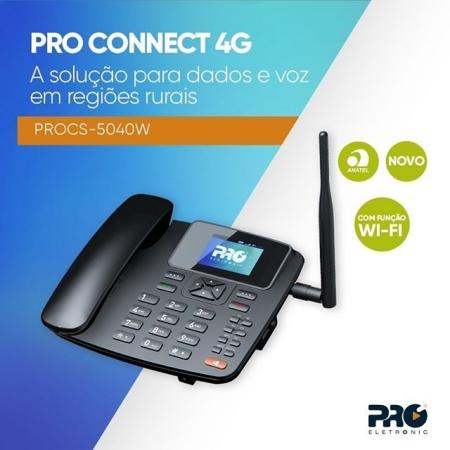 CELULAR PRO ELETRONIC 4G COM WIFI - PROCS-5040W