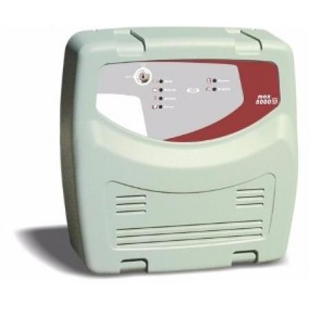 CENTRAL ALARME E CHOQUE TEM MAX-8000