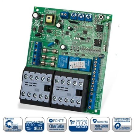 CENTRAL PECCININ CP4030 - 220/380V - 20000067