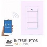 INTERRUPTOR SIMPLES WIFI - INT-003 - LIDER