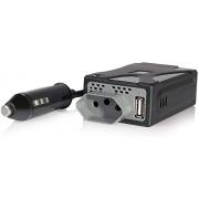 INVERSOR POTENCIA 12V PARA 127V 150W SAIDA USB 1A