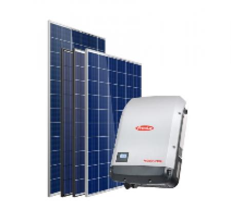 KIT ENERGIA SOLAR FOTOVOLTAICO 6,6 KWP