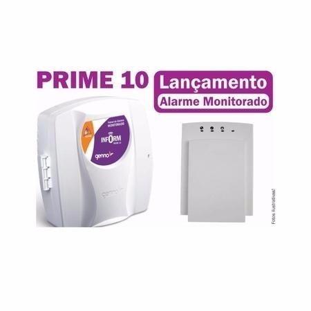 ALARME GENNO MONITORADO PRIME 10