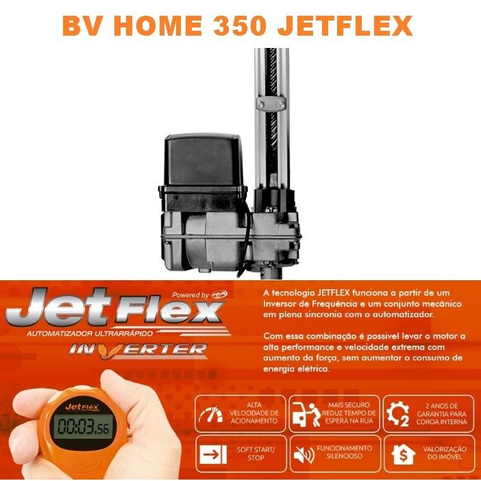 BV HOME 350 BIVOLT JETFLEX 1,50 - GATTER 1/4 - PPA - F011014