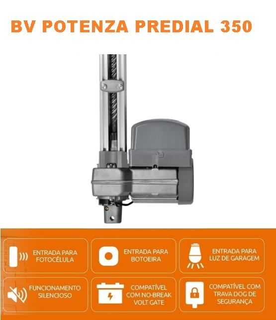 BV POTENZA PREDIAL 350 ANALOG POP PROG PPA 127 - A17345+F015