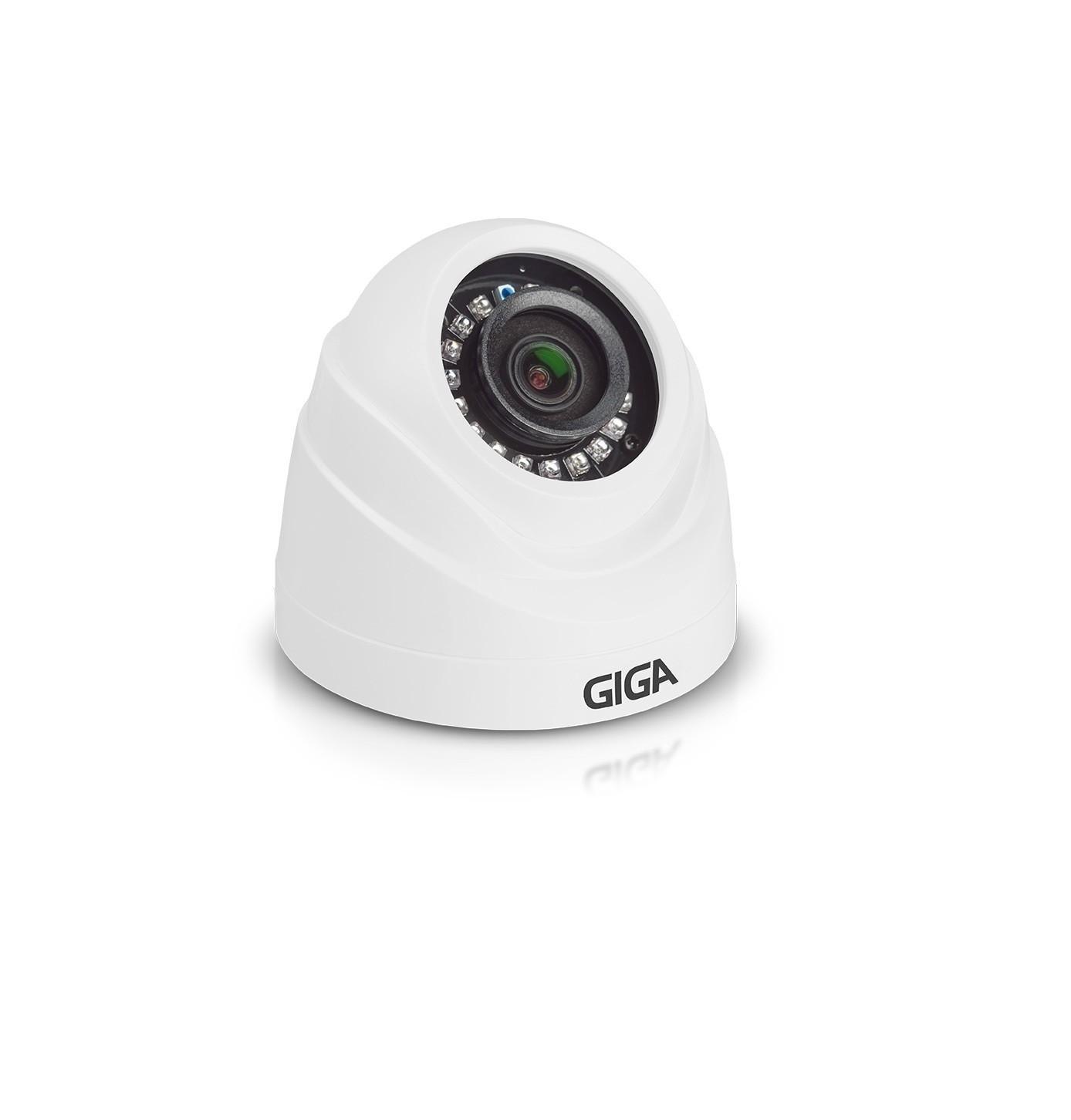 CAMERA GIGA HD 720P 20M DOME PLASTICO 2.6MM - ORION - GS0019