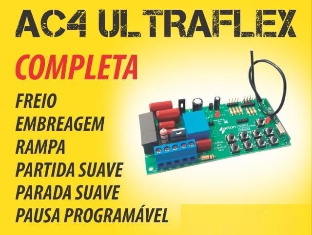 CENTRAL UNIVERSAL ACTON AC4 ULTRA FLEX