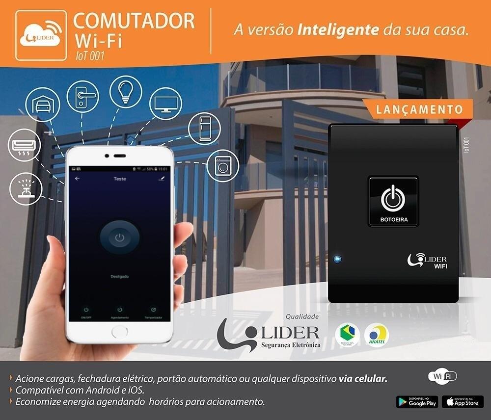 COMUTADOR WIFI LIDER - LOT-001