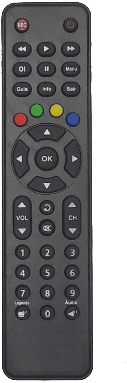 CONTROLE REMOTO OI TV HD PARALELO