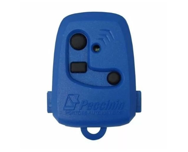 CONTROLE REMOTO PECCININ 3C AZUL - 20003286