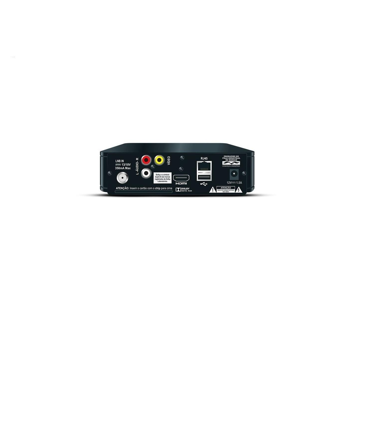 CONVERSOR OI TV RECON - MULTILASER GS0604 - NOVO RECONDICION