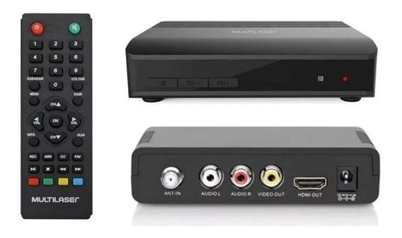 CONVERSOR TV DIGITAL FULL HD 1080P- MULTILASER - RE219
