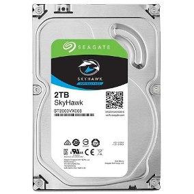 HD 2TB - SEAGATE SKYHAWK - GS0161/GS0412